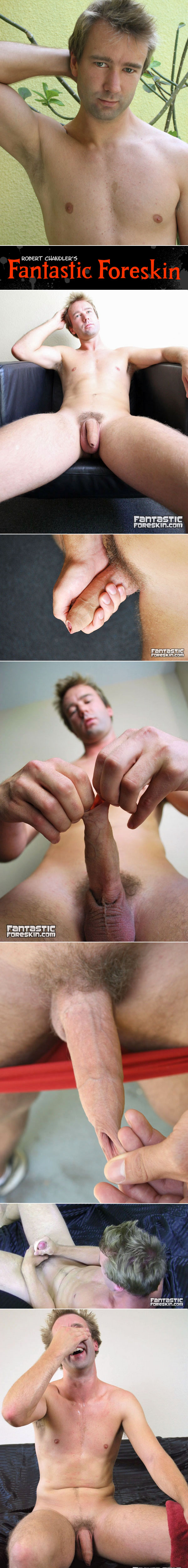 James Jefferson shows some foreskin